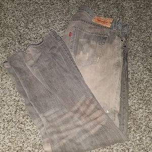 Levi's Low Boot Cut Size 34/32